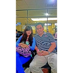 Photo taken at Gate 6 by Yessy T. on 12/31/2014