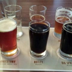 Photo taken at Osgood Brewing by Gretchen T. on 9/21/2013