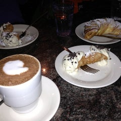 Photo taken at Pasticceria Rocco - Pastry Shop and Espresso Cafe by Davo F. on 12/14/2012