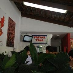 Photo taken at Tortas Toño by Edmundo A. on 8/11/2013
