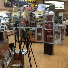 Photo taken at Camera Land NY by Dougbert H. on 6/1/2013