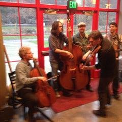 Photo taken at Hangar Theatre by John R. on 4/26/2014