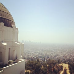 Photo taken at Griffith Observatory by Edwina on 5/4/2013