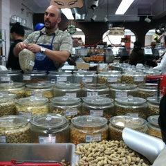 Photo taken at Sahadi's by Jamie L. on 11/17/2012