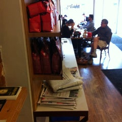Photo taken at Manic Coffee by James V. on 10/3/2012