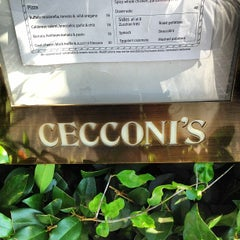 Photo taken at Cecconi's by Crow G. on 8/25/2013