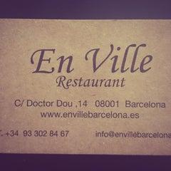 Photo taken at En Ville by En Ville on 7/31/2014