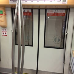 Photo taken at SBS Transit: North East Line (NEL) by Wei L. on 2/11/2013