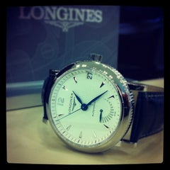Photo taken at Longines by Boris N. on 12/27/2012