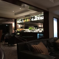 Photo taken at Executive Lounge by Fiona D. on 3/23/2015