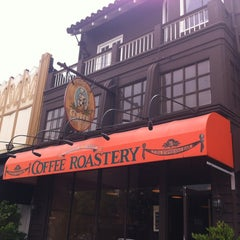 Photo taken at Coffee Roastery by Rick H. on 7/25/2013