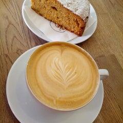 Photo taken at Boréal Coffee Shop by Robert Š. on 5/24/2013