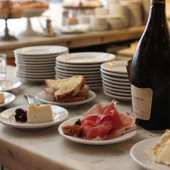 Photo taken at Gottino Enoteca Salumeria by First We Feast on 8/4/2014
