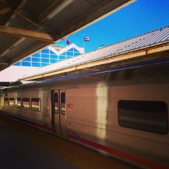 Photo taken at NJT - Atlantic City Terminal (ACRL) by Kara L. on 9/27/2014