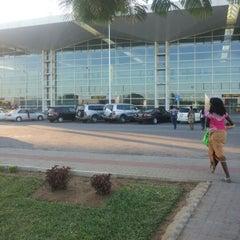 Photo taken at Aeroporto Internacional de Maputo by Hugo M. on 6/6/2012