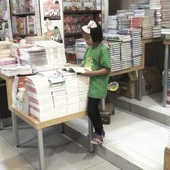 Photo taken at Gramedia by Aryo S. on 7/15/2013