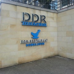 Photo taken at DDR Museum by Heiko B. on 12/18/2012