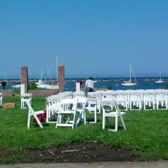 Photo taken at South Shore Park by Johnny M. on 7/5/2013