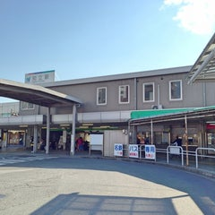 Photo taken at 知立駅 (Chiryu Sta.) by 龍 on 4/5/2014