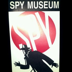 Photo taken at International Spy Museum by Renaite D. on 9/14/2012