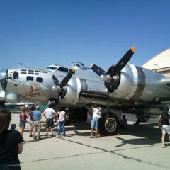 Photo taken at Van Nuys Airport (VNY) by Joseph N. on 4/29/2012