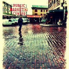 Photo taken at Pike Place Market by Tim G. on 6/24/2013