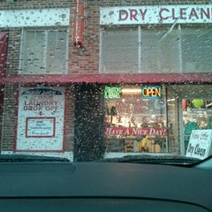 Photo taken at New Life Cleaners & Laundry by daniel m. on 10/29/2013