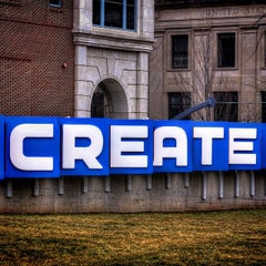 Photo taken at PCA&D - Pennsylvania College of Art & Design by Seth D. on 2/10/2015