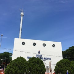 Photo taken at Kompleks Muzium Maritim (Samudera / Flor de La Mar) by Liyana A. on 8/8/2015