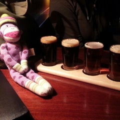 Photo taken at The Courtyard Ale House by Mariela R. on 11/16/2012