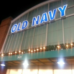 Photo taken at Old Navy by Anthony H. on 11/11/2012