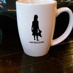 Photo taken at Origin Coffee & Tea by Tosca J. on 9/10/2014