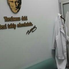 Photo taken at Ege Üniversitesi Fen Fakültesi E Blok (Biyoloji - Biyokimya) by Merve Abdullah A. on 7/20/2015