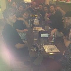 Photo taken at Frank's Pizza Palace by Jamyi J. on 9/29/2013