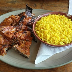 Photo taken at Nando's by Nathan ~. on 12/12/2013