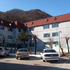 Photo taken at 설악산파크리조트 by 진대 김. on 8/14/2014