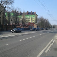 Photo taken at ул. Александра Суворова by Юрий И. on 3/24/2015