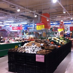 Photo taken at Carrefour by Chelsea M. on 9/1/2014