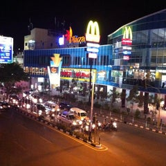 Photo taken at The Plaza Balikpapan by Chelsea M. on 10/14/2012