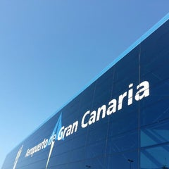 Photo taken at Aeropuerto de Gran Canaria (LPA) by Vince V. on 5/12/2013