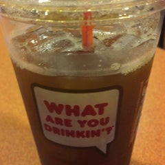 Photo taken at Dunkin' Donuts by David M. on 10/24/2012