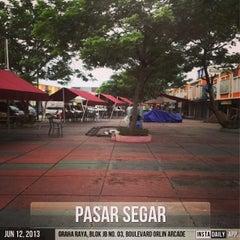 Photo taken at Pasar Segar by Antolesius T. on 6/12/2013