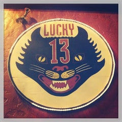 Photo taken at Lucky 13 by ChaunceyCC on 4/8/2013
