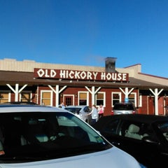 Photo taken at Old Hickory House by Brian T. on 11/10/2012