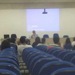 Photo taken at Faculdade de Ciências Agrárias - Universidade Federal do Amazonas by João Lucas D. on 8/28/2014
