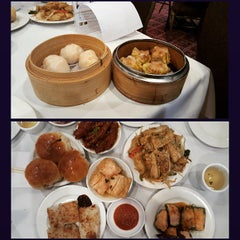 Photo taken at La Maison Kim Fung 金豐酒家 by Nivedha K. on 5/16/2015