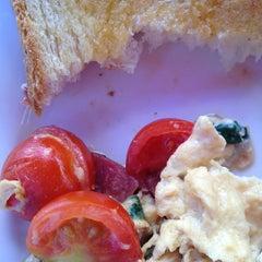 Photo taken at Café Café by Janice B. on 1/27/2013