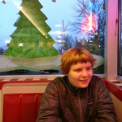 Photo taken at Burgerville, USA by John R. on 1/9/2014
