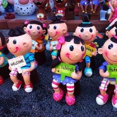 Photo taken at หมู่บ้านดินเผาด่านเกวียน by The Nutto on 12/6/2014