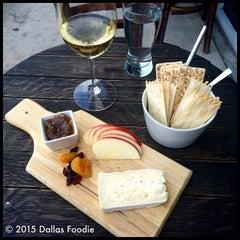 Photo taken at Veritas Wine Room by Dallas Foodie (. on 5/6/2015